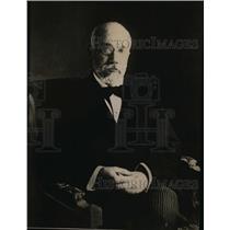 1918 Press Photo Premier Venizelos de Greece at League of Peace