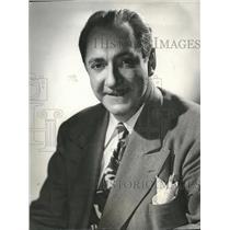 1947 Press Photo Jack Kirkwood Much About Doolittle