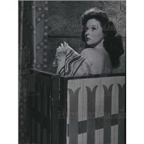 1951 Press Photo Susan Hayward Stars In David and Bathsheba