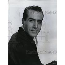 1951 Press Photo Ricardo Montalban in Right Cross