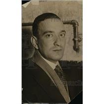 1919 Press Photo Henry E David son of a German Cabinet member - nee85872