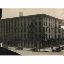 1919 Press Photo Kennard House in West 6th & St. Clair - cva87992