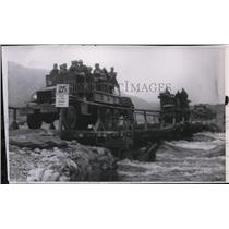 1951 Press Photo Korean War - spa02775