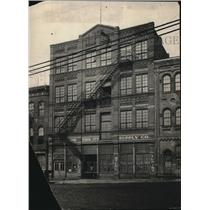 1913 Press Photo Hartz Building, 912 Gham Plain - cva82285