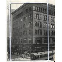 1929 Press Photo Ellastone Building - cva82874