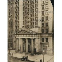 1916 Press Photo Citizens Savings & Trust Co - cva85681