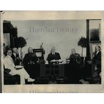 1925 Press Photo General Pershing's visit to Cuba - cva97483