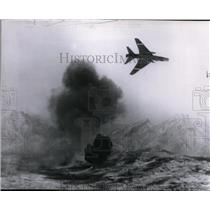 1963 Press Photo US Air Force Nightmare air-ground exercises - spa02754