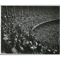1942 Press Photo Crowd at All-Star Game in Stadium - cva95762
