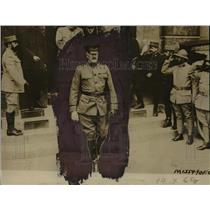 1917 Press Photo General Pershing in France - cva97458