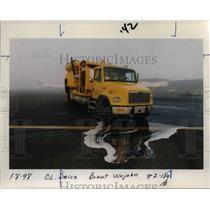 1998 Press Photo Portland International Airport - orb36519