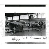 1988 Press Photo Evergreen International Aviation - orb65503