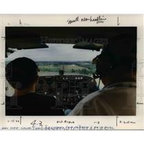 1999 Press Photo Twin Oaks Airpark, Oregon - orb25886