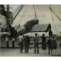 1997 Press Photo Soviet trans-polar plane pioneered route from Moscow to Pacific