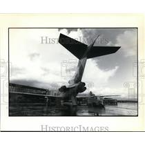 1979 Press Photo Portland International Airport's money making status - orb38700