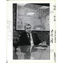 1988 Press Photo Del Smith - ora79864