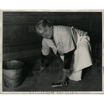 1929 Press Photo Anita Keep of Chicago - nex97811