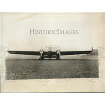 1928 Press Photo New French Battle Plane Bleriot Aeronautical Works 127-M