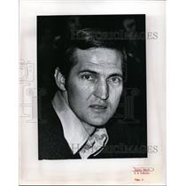 1971 Press Photo Jerry West of the Los Angeles Lakers - nes43253 - nes43253