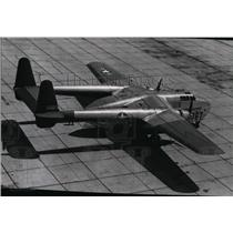 1948 Press Photo C series cargo airplane  - spx03580
