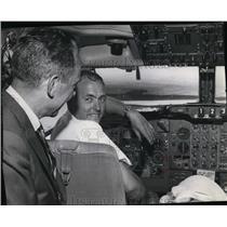 Press Photo United Air Lines  - spx03207