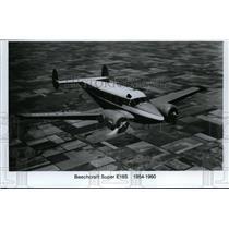 1959 Press Photo Beechcraft Super E18S - spx03288