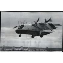 1967 Press Photo The LTV Aerospace Corp. XC-142A V/STOL transport - spx03213