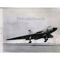 1958 Press Photo Britain Vulcan Bomber - spx03373