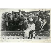 1927 Press Photo Air Show Spokane - spx03379