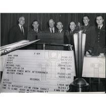 1959 Press Photo F-104 - spx03234