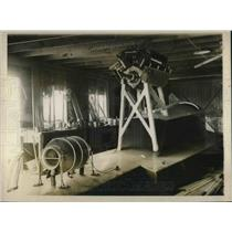 1927 Press Photo The Ningessor Super Ace Marine glider with 350 HP motor