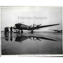 1969 Press Photo A DC-4 for meterological observations at Newfoundland