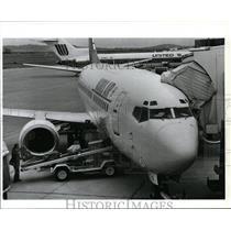 1993 Press Photo Morris Air Jets at Spokane International Airport - spx03767