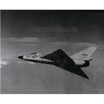 1959 Press Photo 106 fighter airplane - spx03610