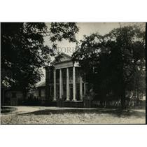 1927 Press Photo Sabine Hall in Virginia