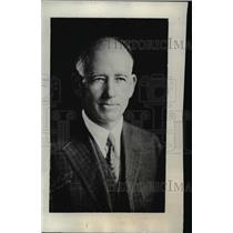 1929 Press Photo Roland J. Gaspel, St. Louis Balloon Club - spx05404