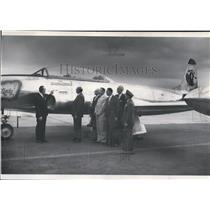1988 Press Photo Airplane Spokane - spx06164