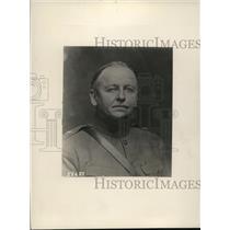 1930 Press Photo General JC Castner of US Army