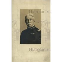 1918 Press Photo Colonel Arthur Williams Commandant of LA Military School