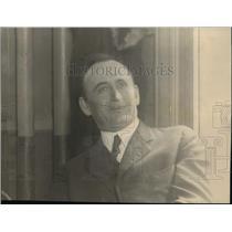 1925 Press Photo CA Upchurch Superintendent of N Carolina Anti-Saloon League