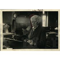 1922 Press Photo Dr Andrew Jackson Huntoon, Examiiner at Civil Service in DC