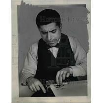 1944 Press Photo Jim Chandler - nee93091