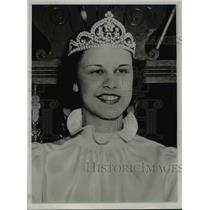 1936 Press Photo Lefa Brigden Queen of the Western New York Apple blossom