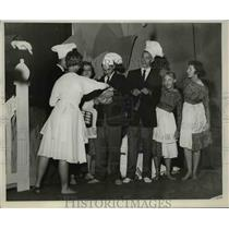 1959 Press Photo Mormon MIA Drama Festival at University of Utah - nee89584