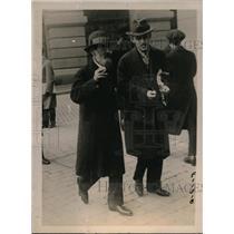 1918 Press Photo Mr Herman Molkenbuhr Independent Socialist Leader of Germany