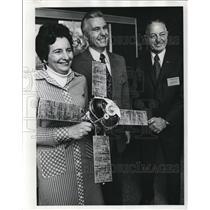 1972 Press Photo Elgen Long - ora53029