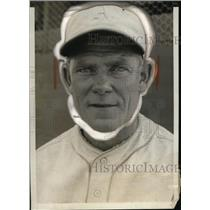 1930 Press Photo Philadelphia Athletics pitcher Jack P. Quinn - net02325