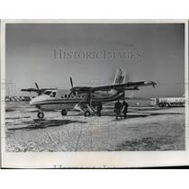 1966 Press Photo Short take-off and land de Havilland Canada DHC-600 Twin Otter