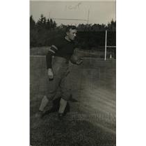 1923 Press Photo Washington State quarterback and halfback Moe Sax - net02303