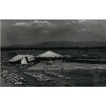1965 Press Photo General view of Spokane Airport - spa21962